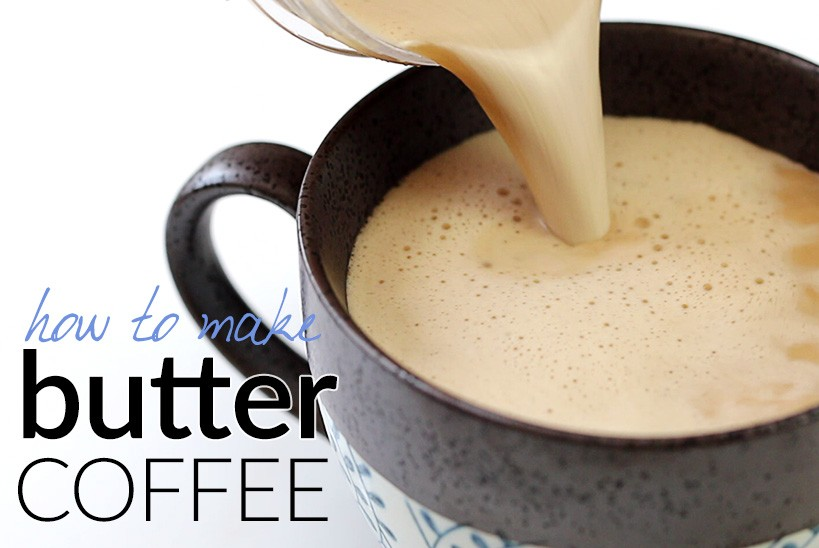 How to make bulletproof coffee taste better