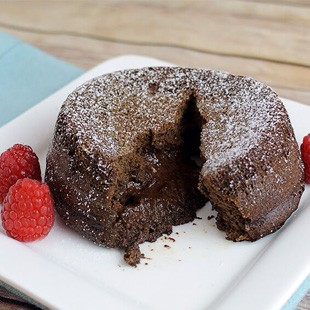 Keto Lava Cake Low Carb Mug Cake With 4g Of Carbs