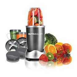 Magic Bullet NutriBullet 12-Piece High-Speed Blender - Mixer System