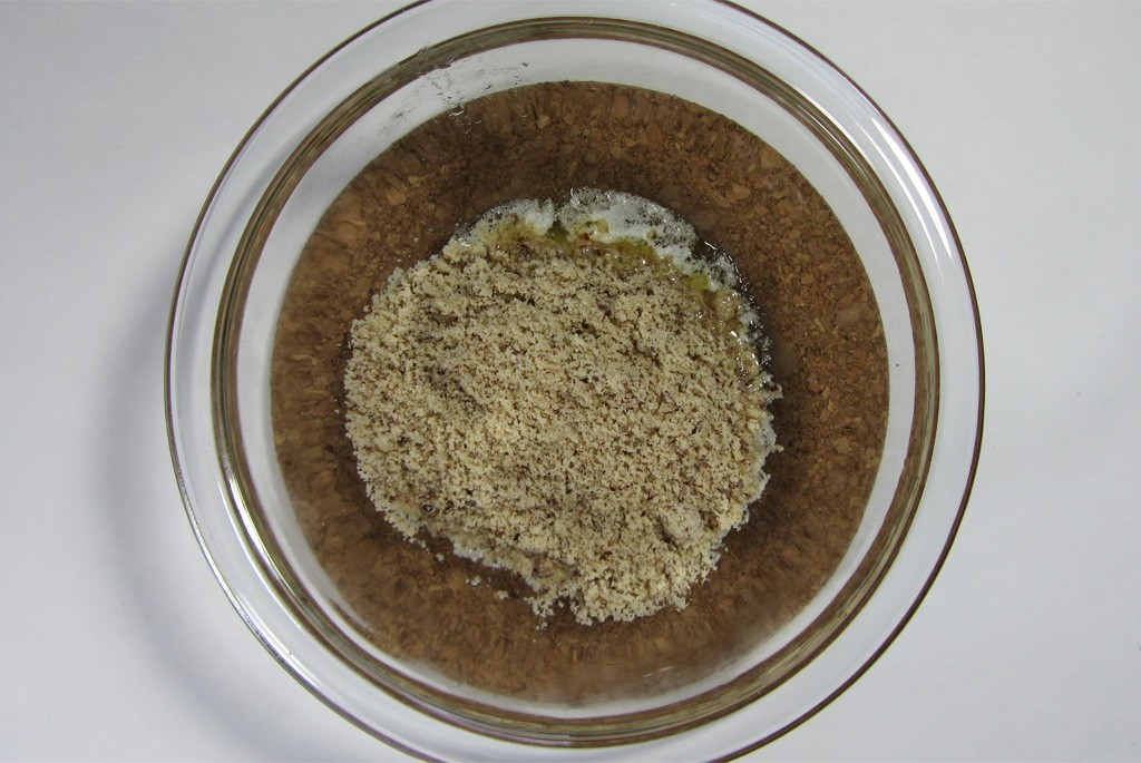 Mix to make your crust