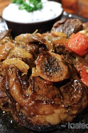 Braised Lamb Stew