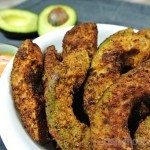 Avocado Fries with Spicy Mayo