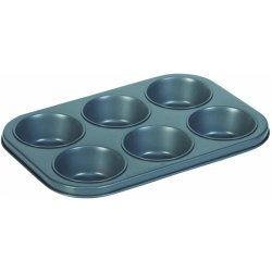 Baker's Secret Basics Premium Nonstick 6-Cup Muffin Pan