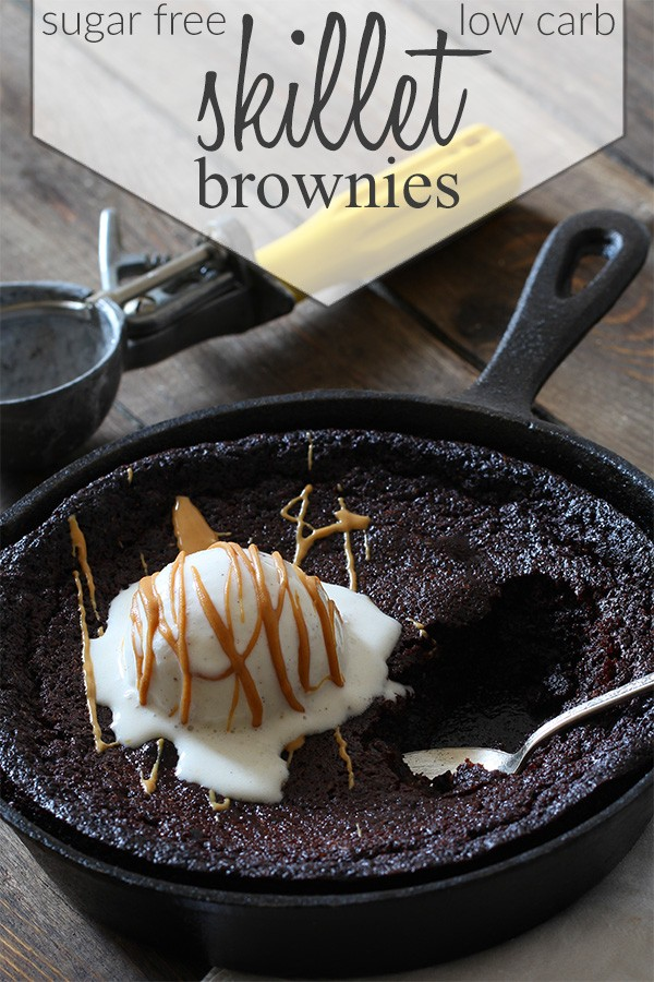 Low-Carb-Sugar-Free-Skillet-Brownies