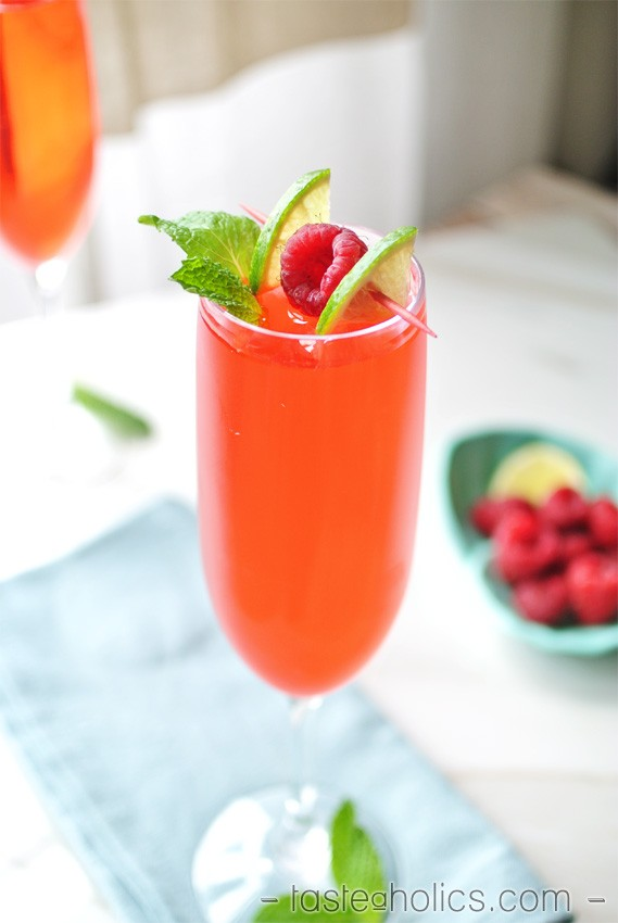 Raspberry Lime Rickey Final
