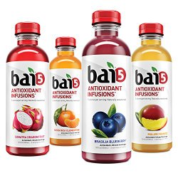 Bai5, 5 calorie Variety Pack