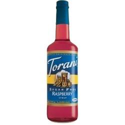 Torani® Raspberry Syrup Sugar Free