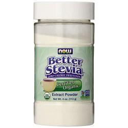 Now Foods Organic Stevia Powder