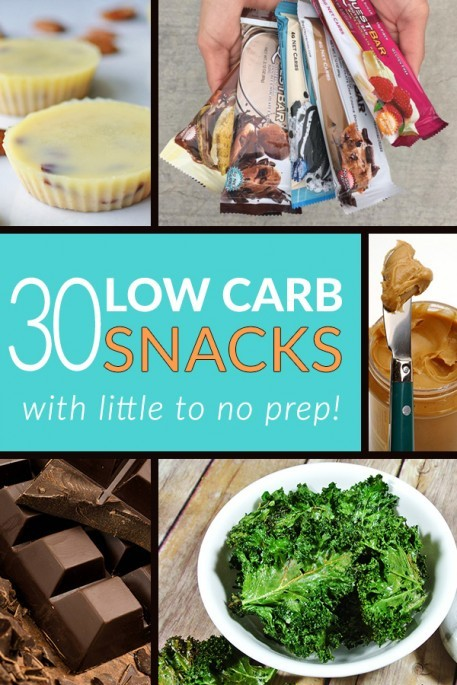 30 Low Carb Snacks (Keto Snacks) to Enjoy | Tasteaholics