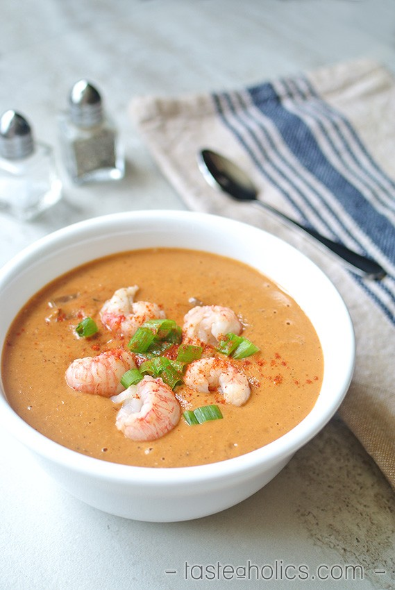 Easy recipes for lobster bisque