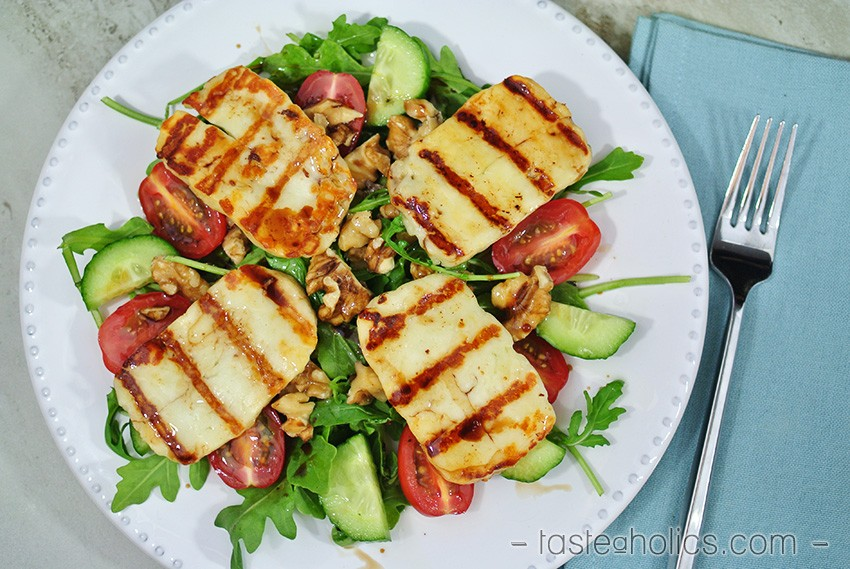 Image result for grilled halloumi