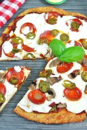 Keto Pizza Perfection