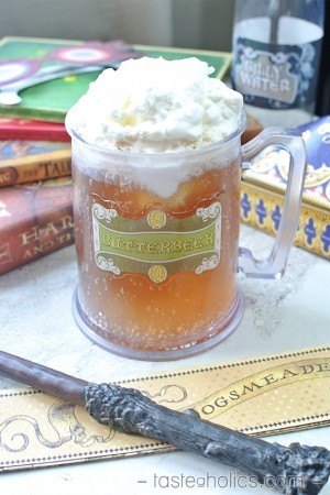 Low Carb Butterbeer