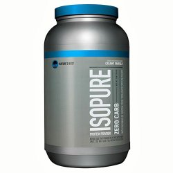Isopure Vanilla Protein Powder - Fitness Supplements