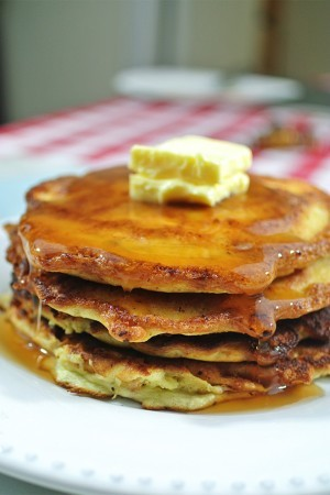 Low Carb Pancakes Final Vertical