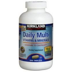 MultiVitamin - Fitness Supplements