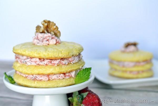 Cloud Cakes 2 low carb cake