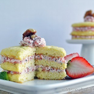 Cloud Cakes Low Carb Cake