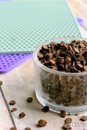 Homemade Sugar Free Chocolate Chips