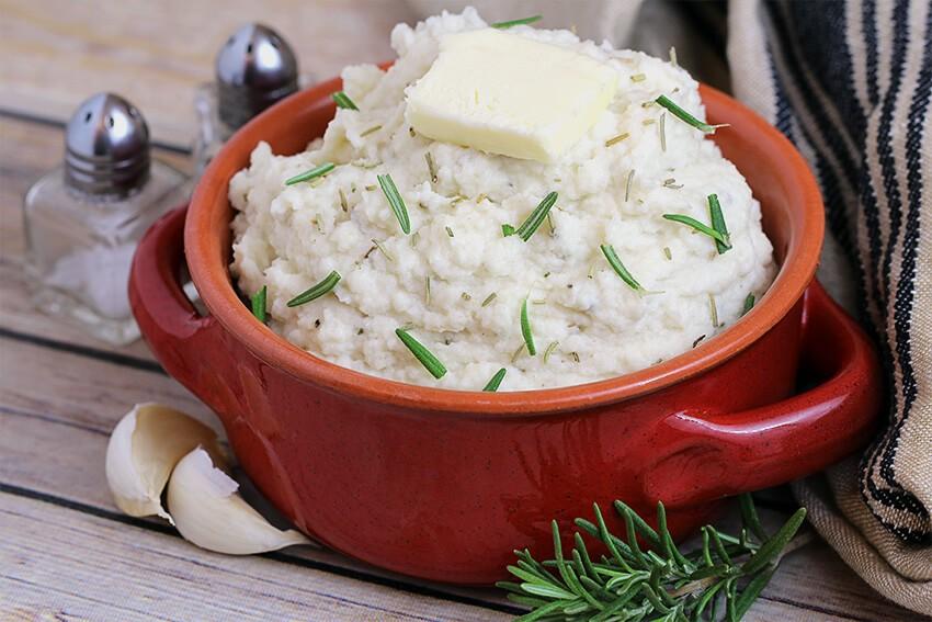 Cauliflower mash 2