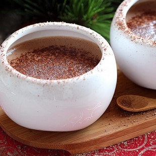 low carb hot chocolate