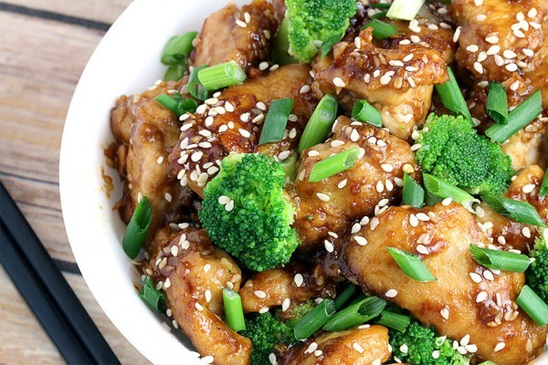 sesame chicken 2