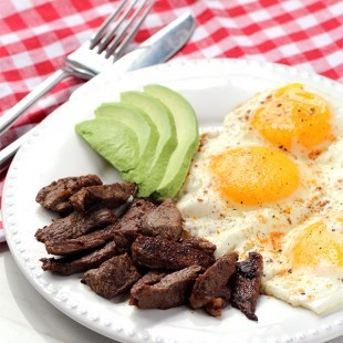 Keto Steak & Eggs