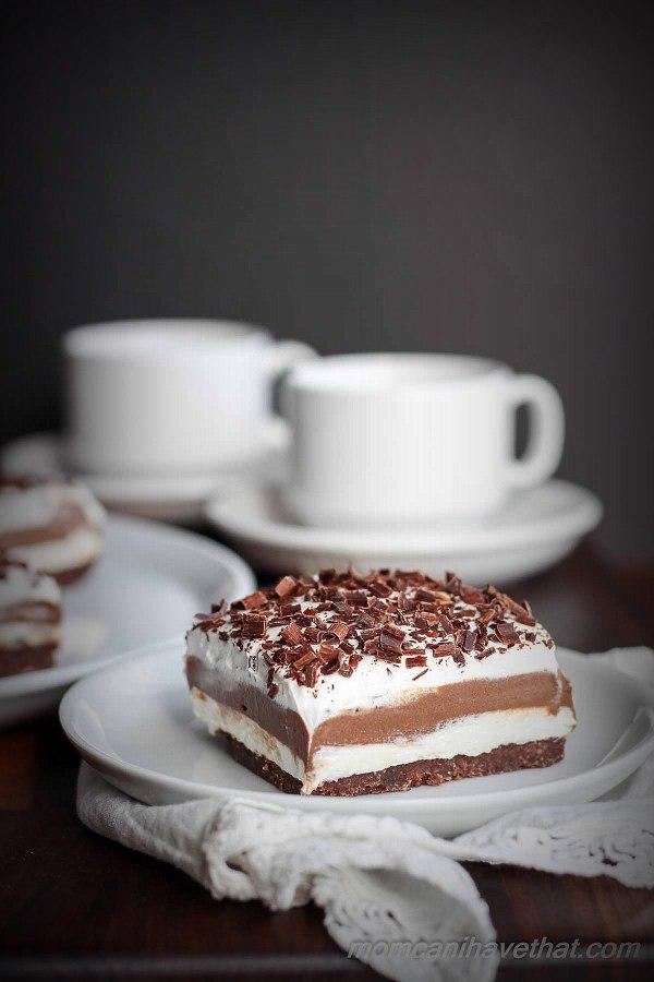 No Carb Flourless Chocolate Cake