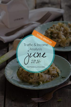 June Income and Traffic Analysis Report