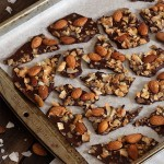 Toasted Coconut Almond Bark