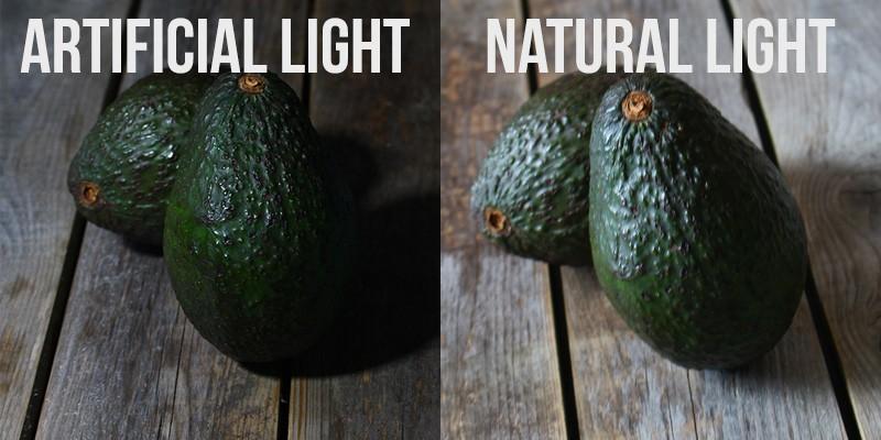 Light comparison