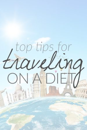 Traveling While on a Low Carb Diet