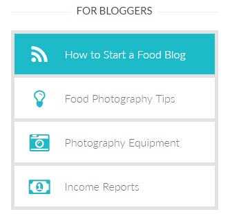 For Bloggers Section