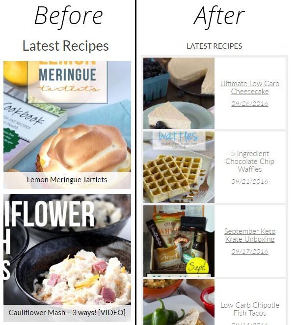 Latest Recipes