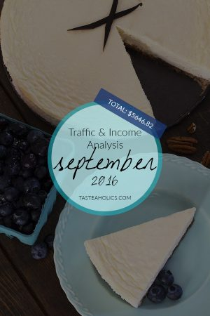 September Income And Traffic Analysis