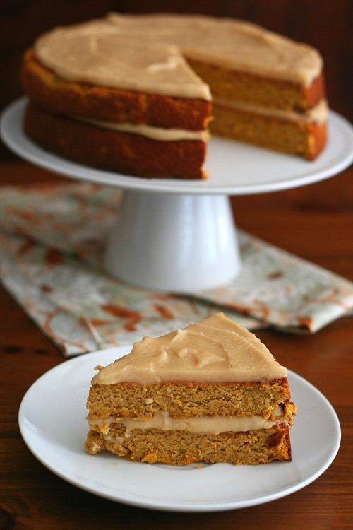 Pumpkin-Spice-Cake-with-Brown-Butter-Frosting-5