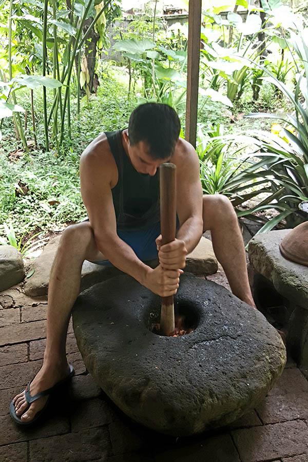 Jumbo Mortar and Pestle