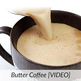 Kaffee-Diät: Butter im Kaffee soll Wunder wirken