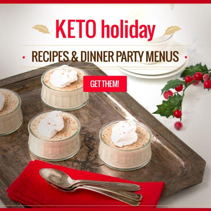 keto christmas dinner sides