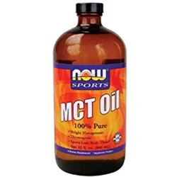 MCT oil now foods