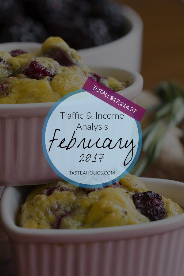 February Income and Traffic Analysis