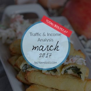 March, 2017 Traffic & Income Analysis