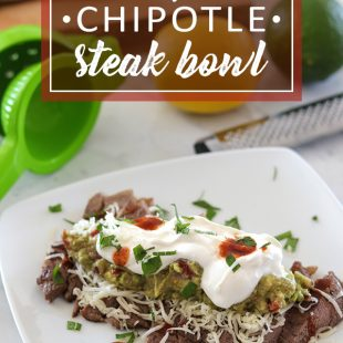 Chipotle Steak Bowl