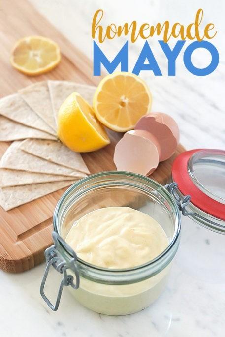 0 Carb Mayonnaise (Paleo & Keto)