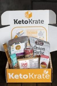 Keto Krate - June 2017 Review