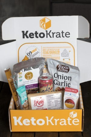 Keto Krate - June 2017 Review