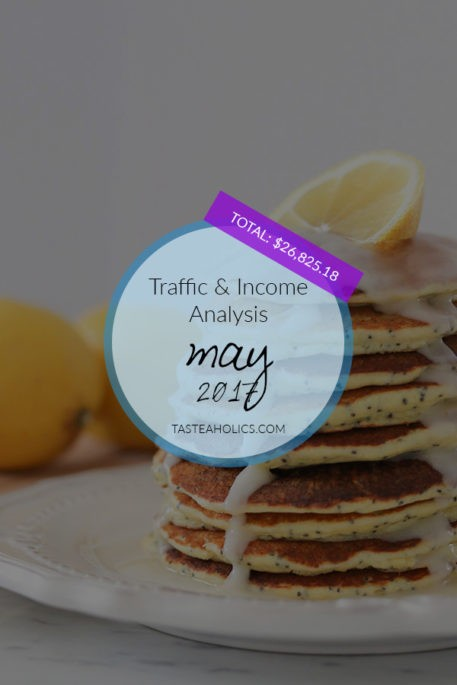 May, 2017 Traffic & Income Analysis
