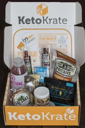 July Keto Krate Review