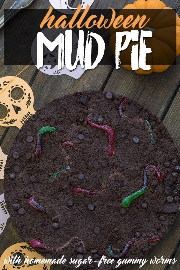 Halloween Mud Pie