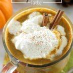 Browned Butter Pumpkin Spice Latte
